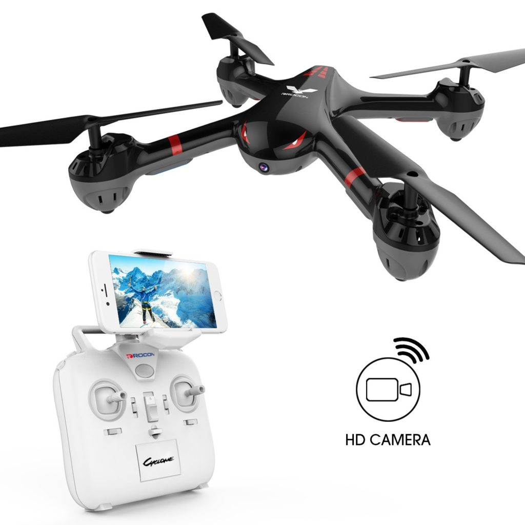 DROCON Drone For Beginners X708W
