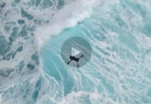 Best Drone for Filming Surfing