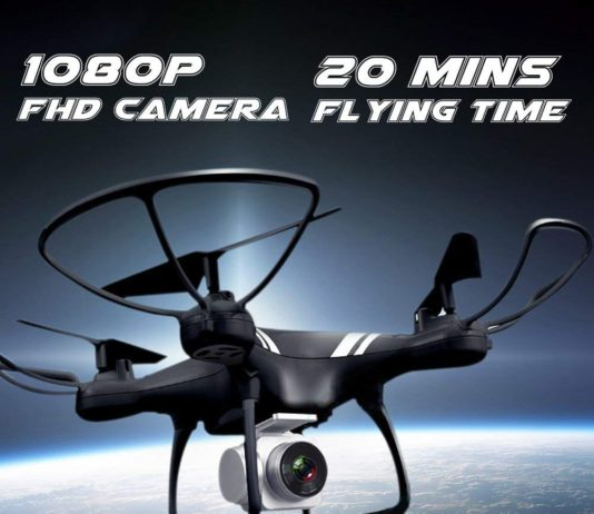 KUSOII Drone with Camera Picture