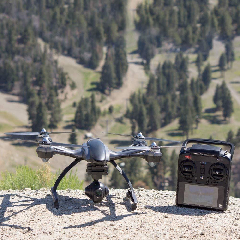 Yuneec Q500 4K Typhoon Quadcopter Drone Image