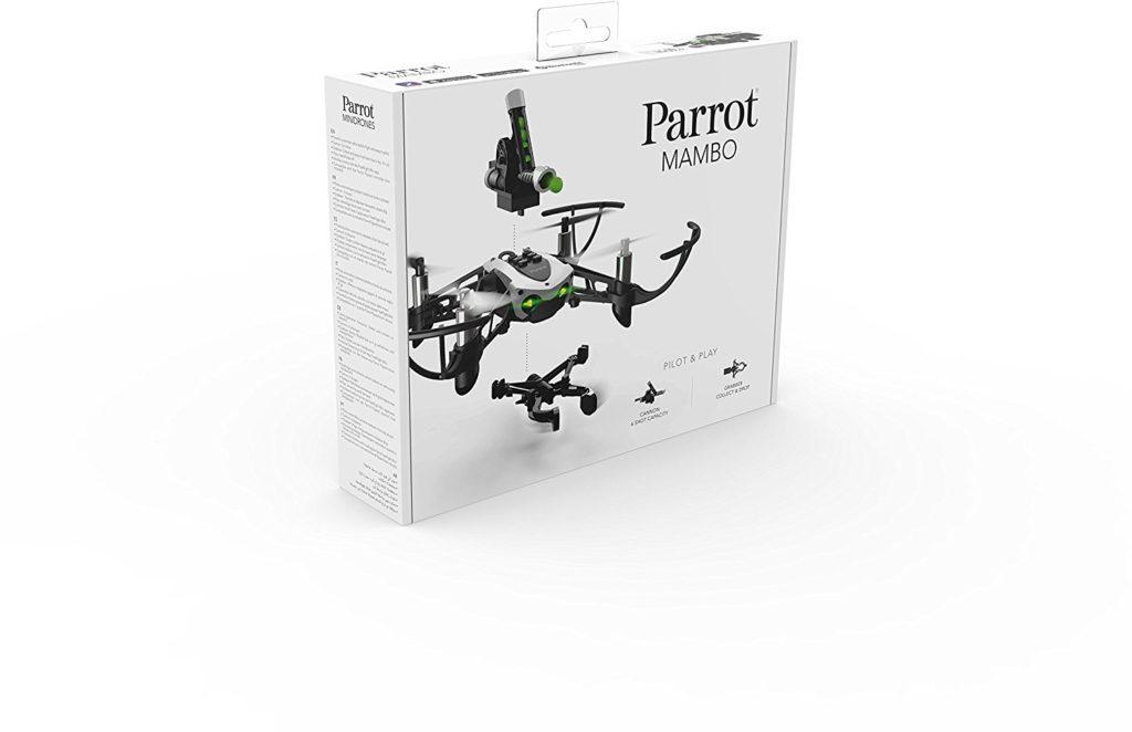 Parrot Mambo Box