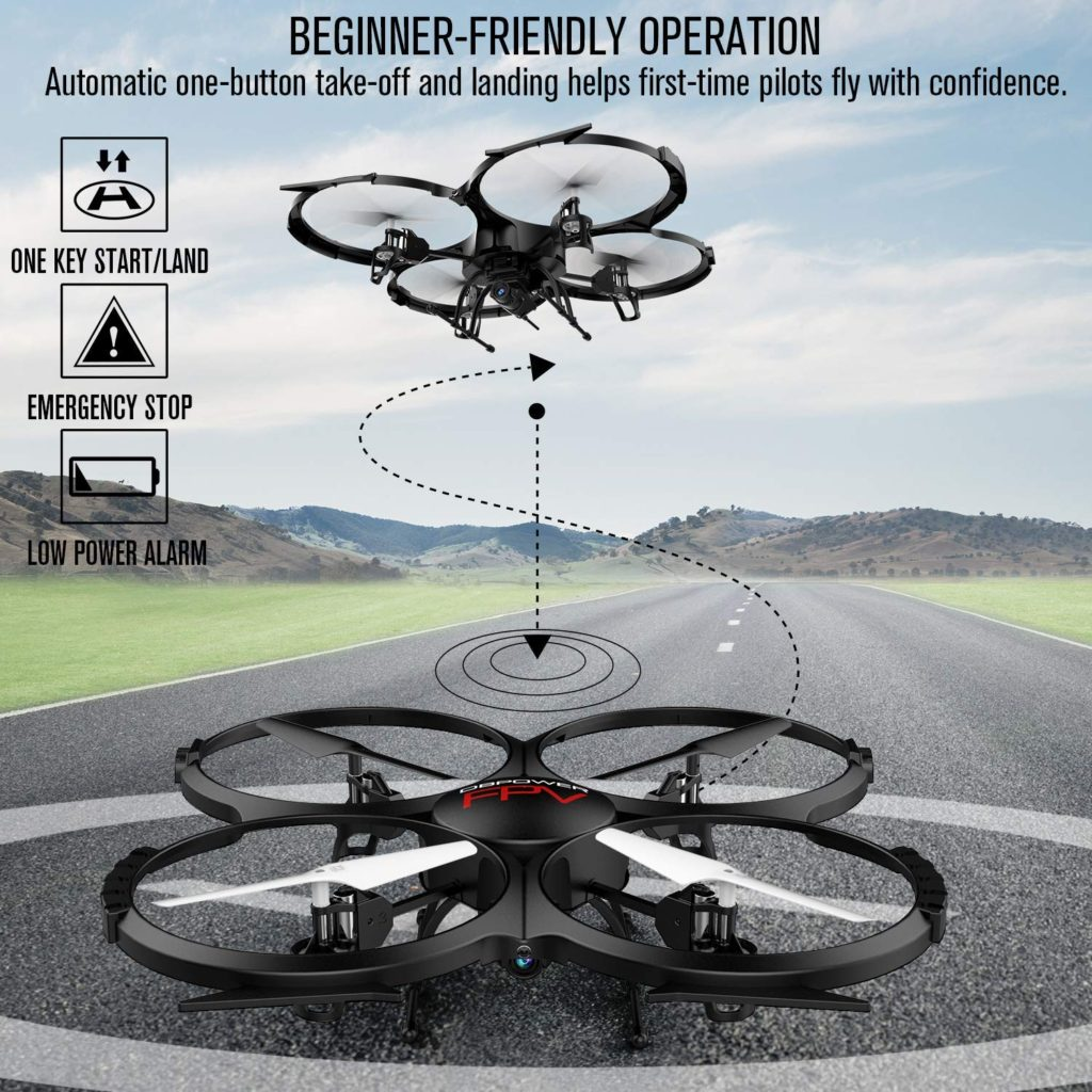 DBPOWER Discovery Drone