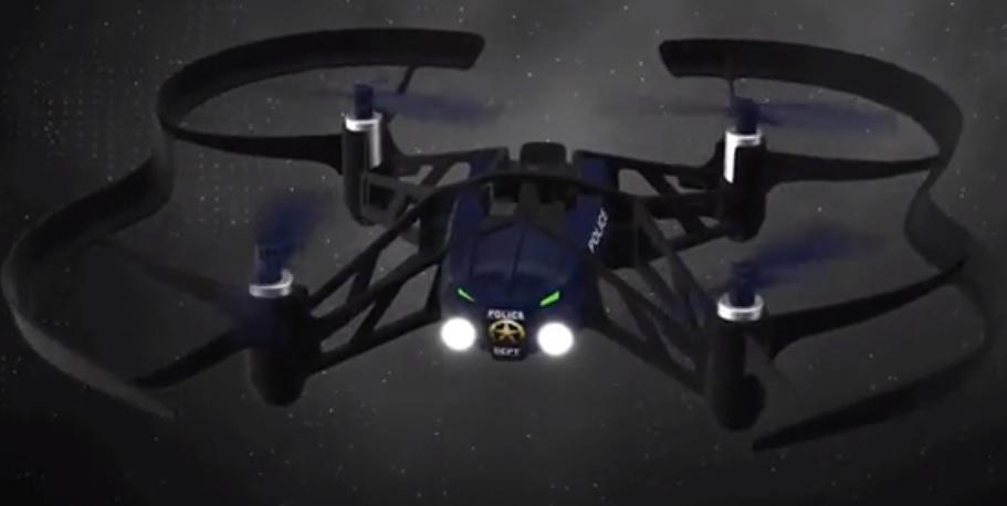 Parrot Airborne Night MiniDrone Image
