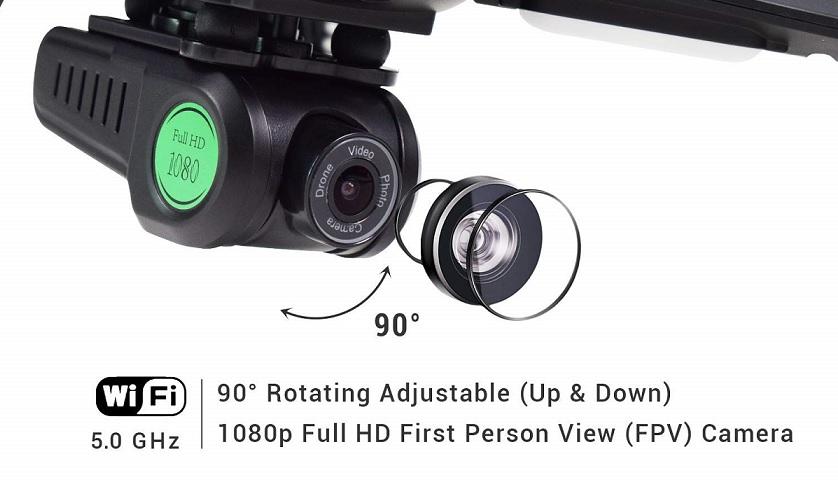Contixo F20 Camera