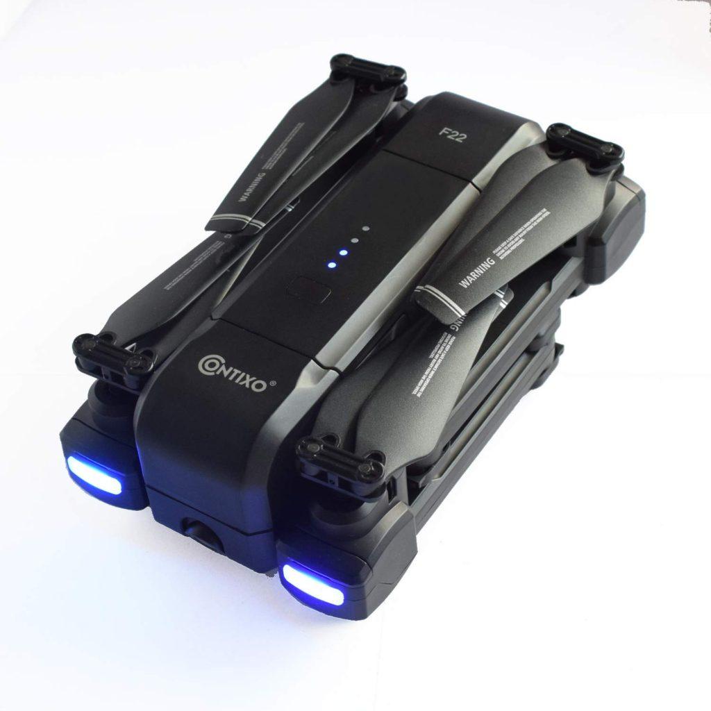 Contixo F22 Foldable Drone