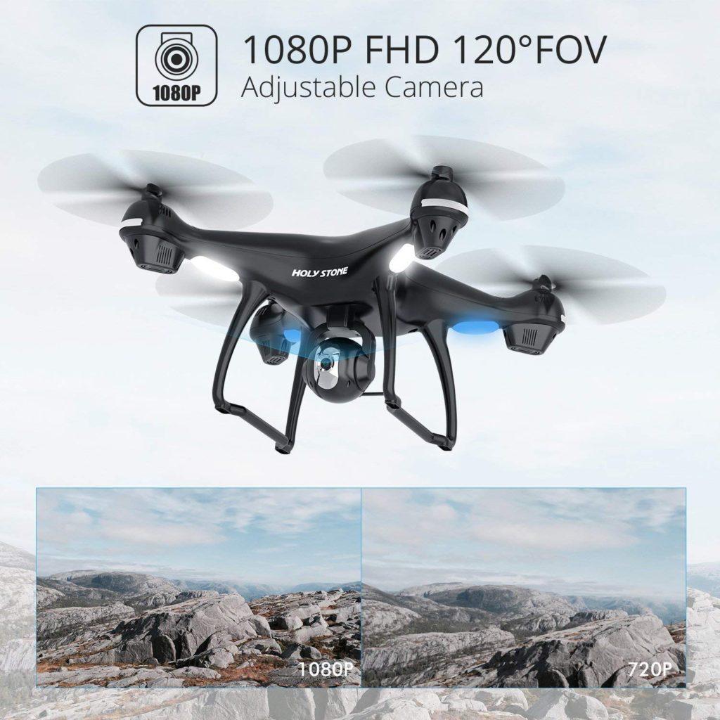 Holy Stone HS100G Camera
