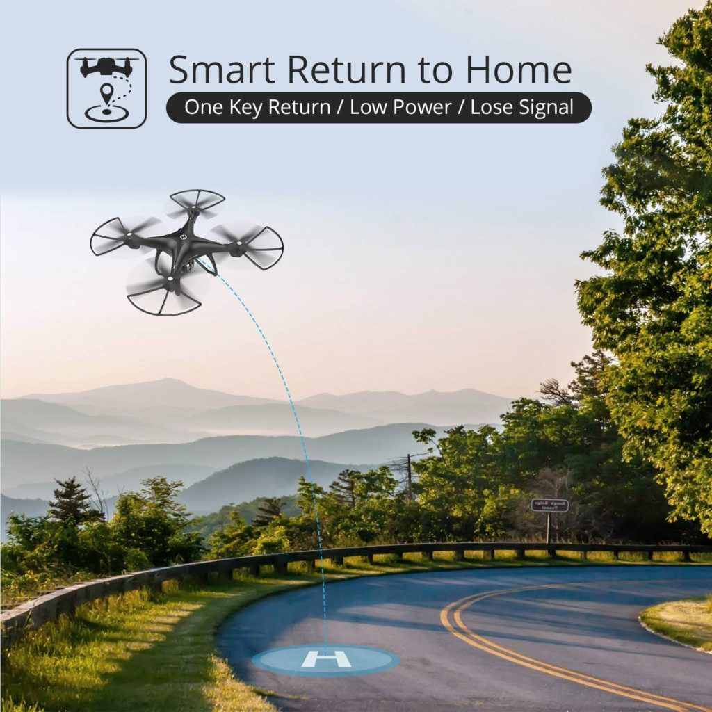 Holy Stone HS100G Smart Return to Home