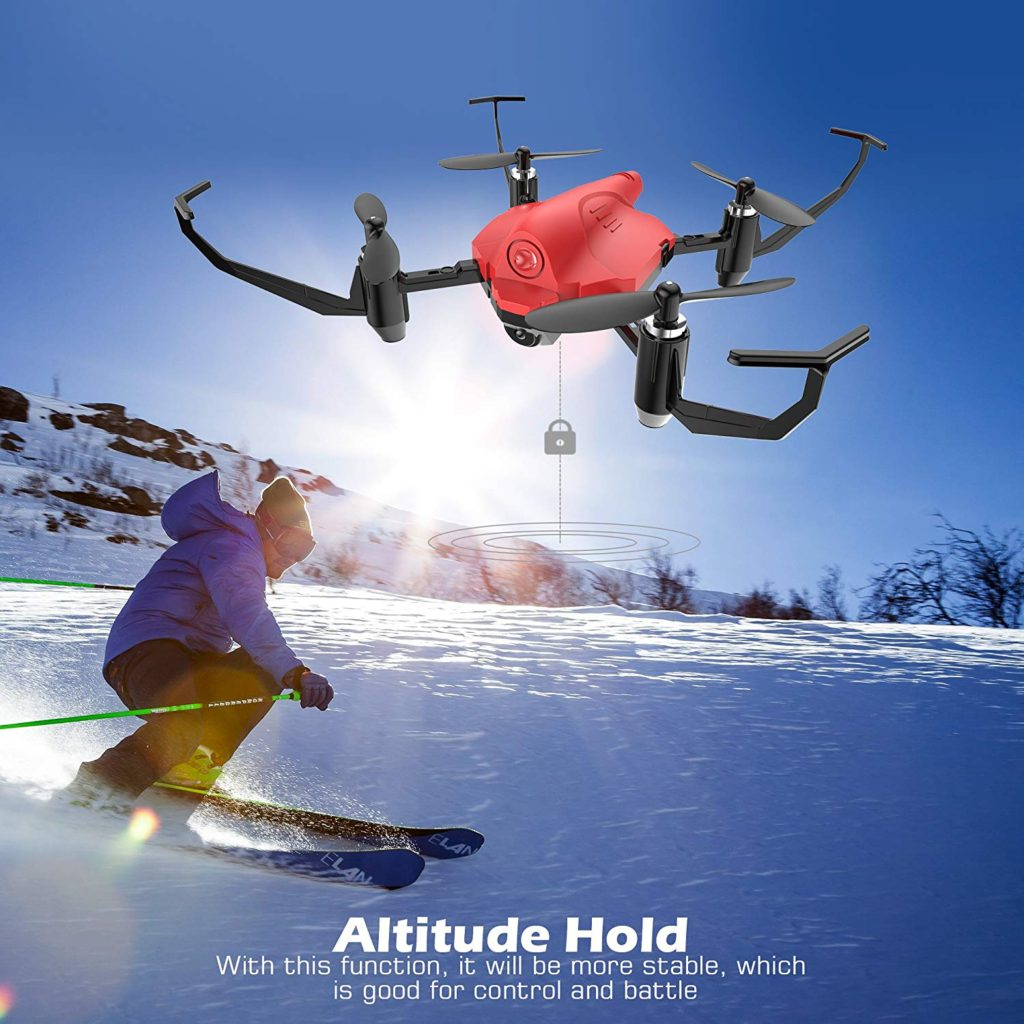 Holy Stone HS177 RC Battle Drones Altitude hold