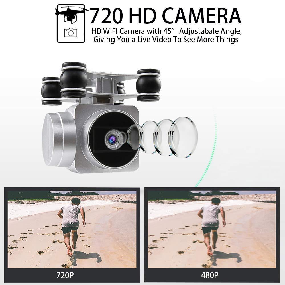 JJRC H68 Camera
