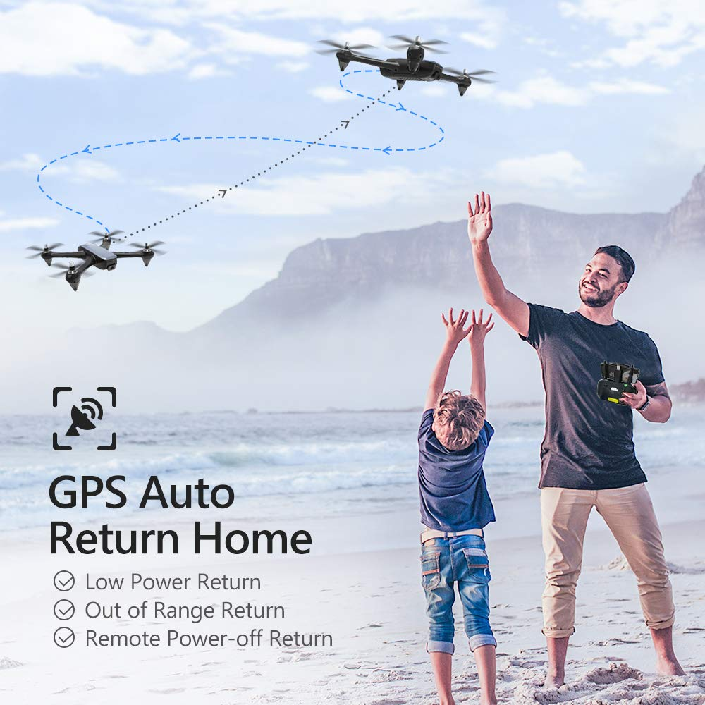 Potensic D60 Drone Auto Return