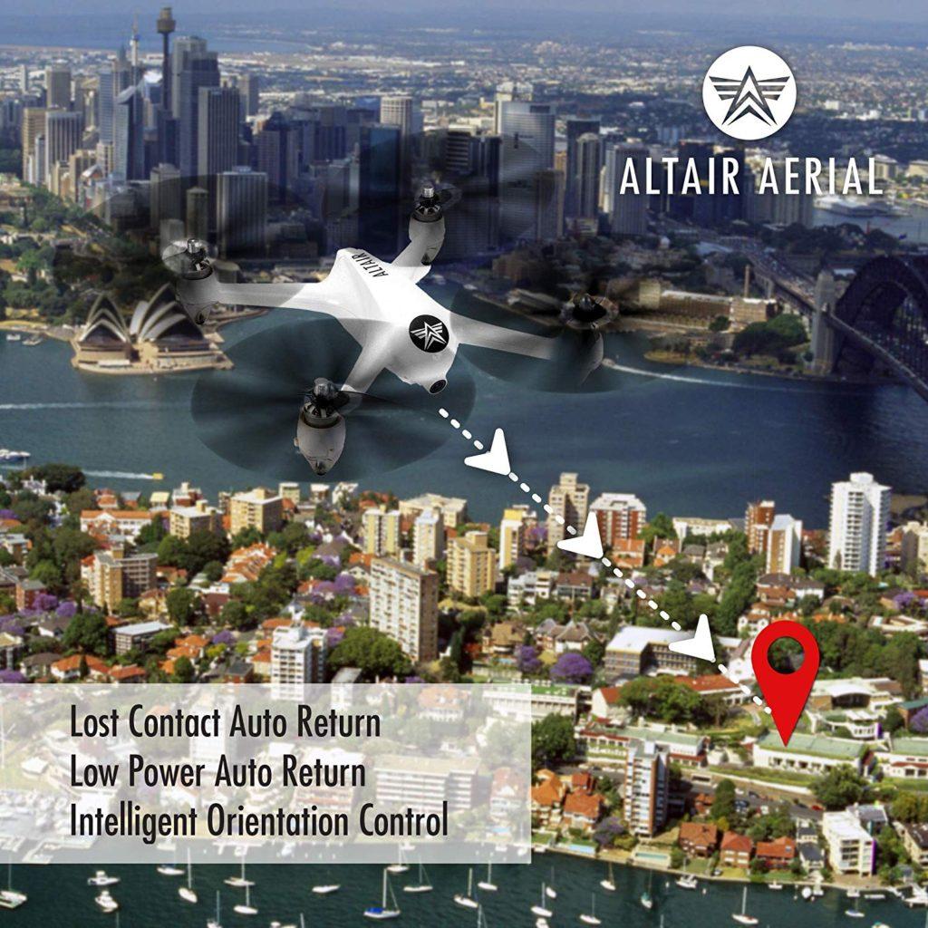 Altair Outlaw Auto Return