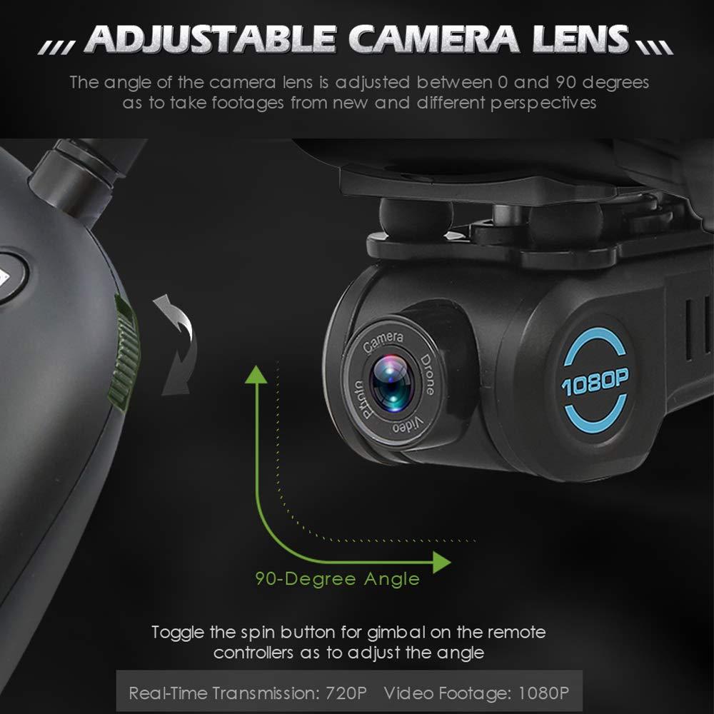 JJRC JJPRO X5 EPIK 1080P camera