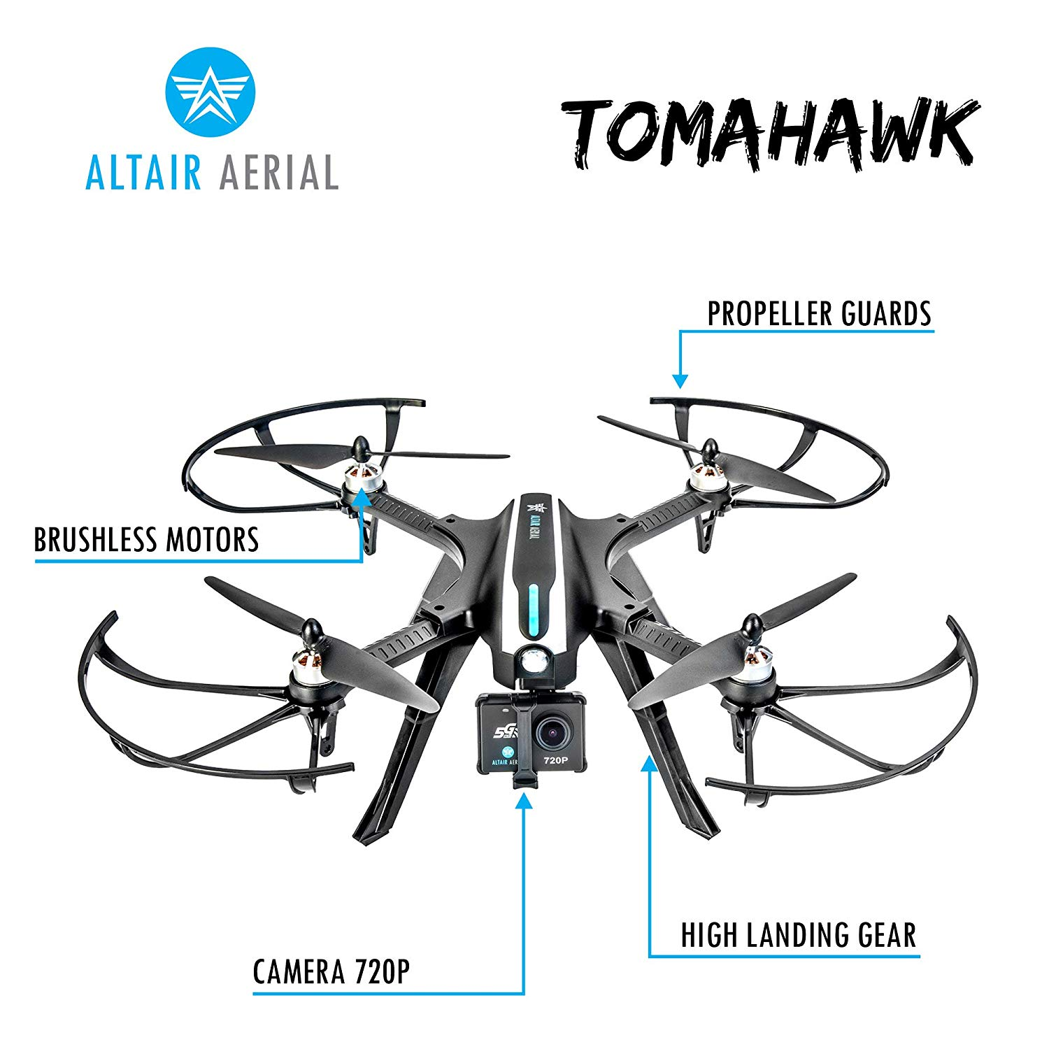 Altair Tomahawk Structure