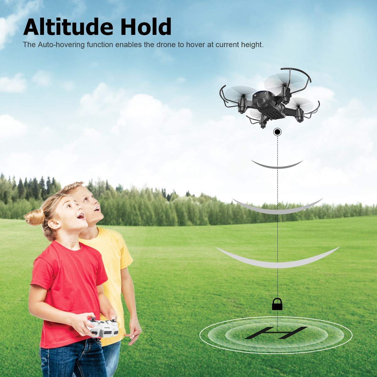 EACHINE E61H Altitude Hold