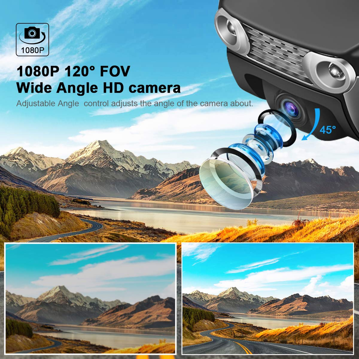 EACHINE E511S Camera