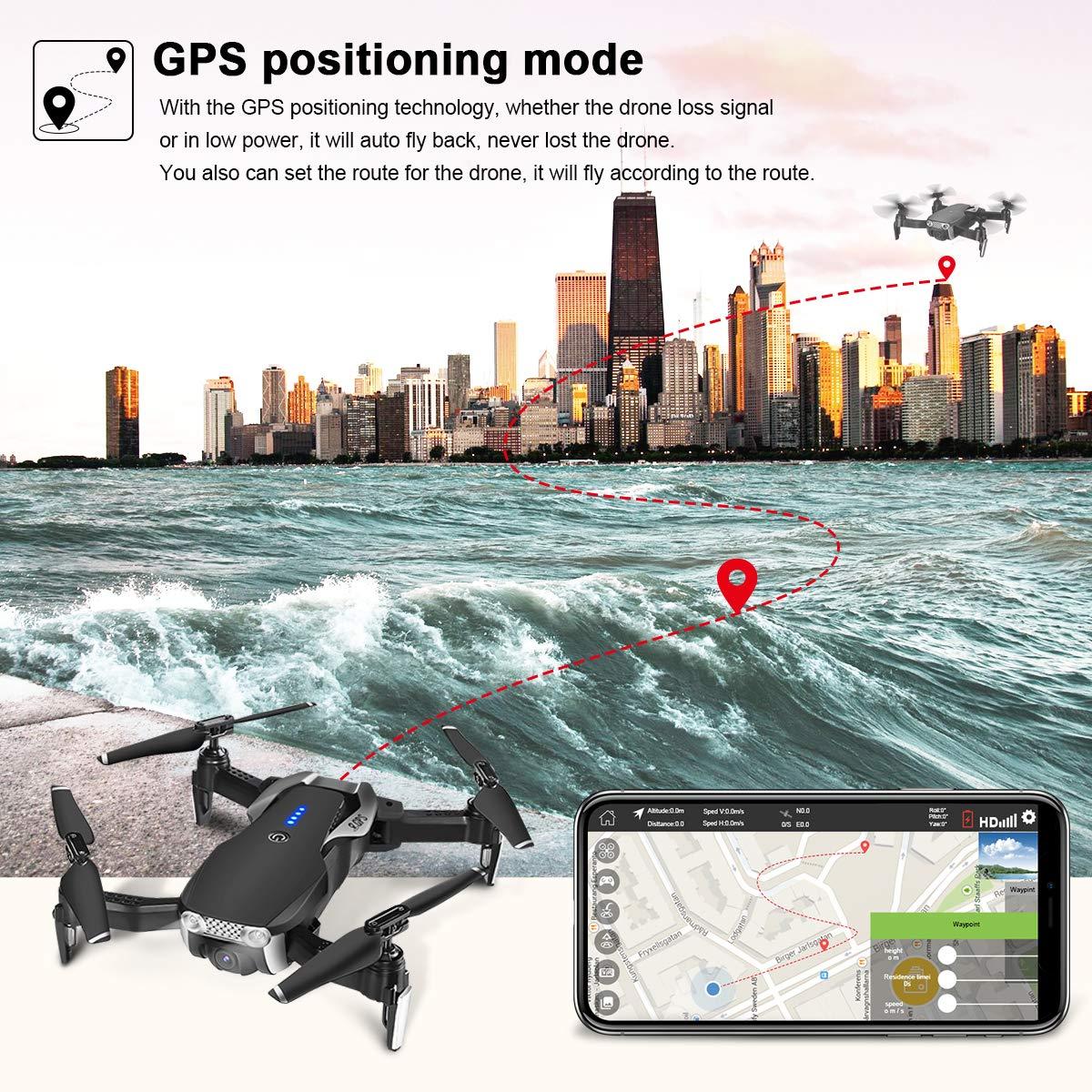 EACHINE E511S GPS Positioning mode