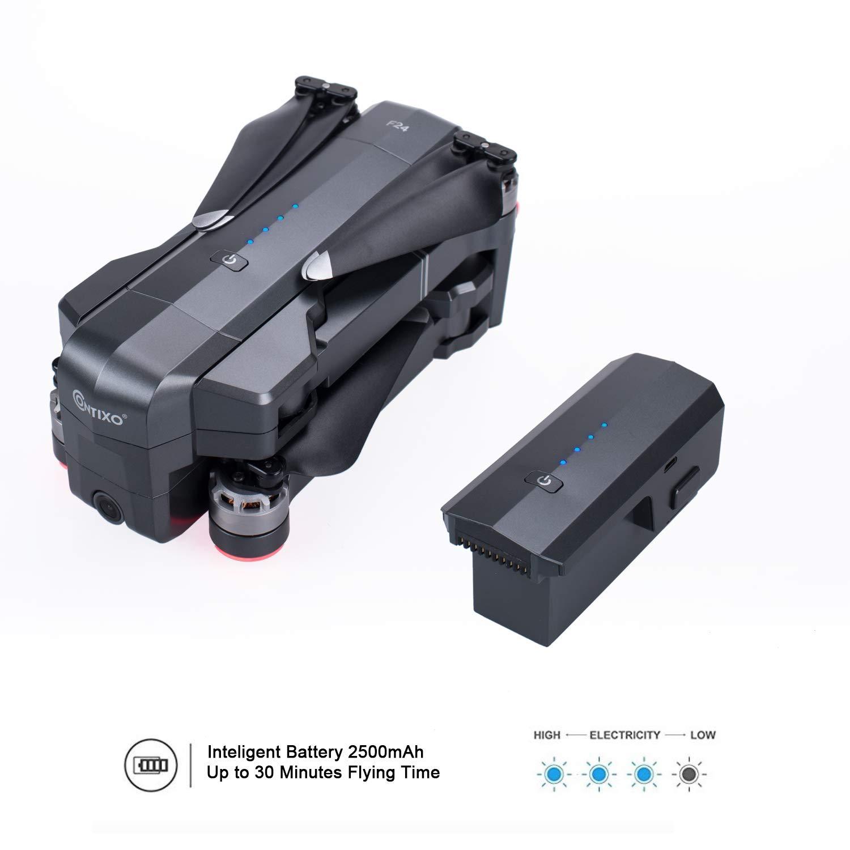 Contixo F24 - Foldable Drone