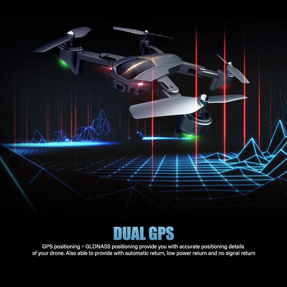 Goolsky VISUO XS812 Dual GPS