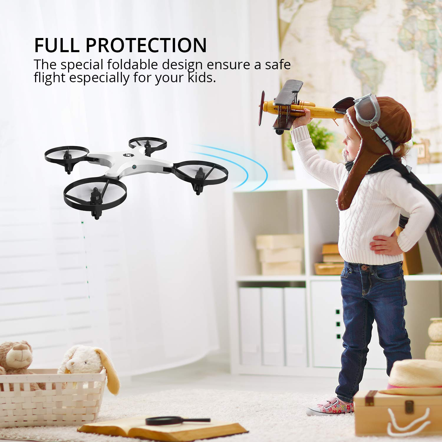 Holy Stone HS220 Great Drone For Kids