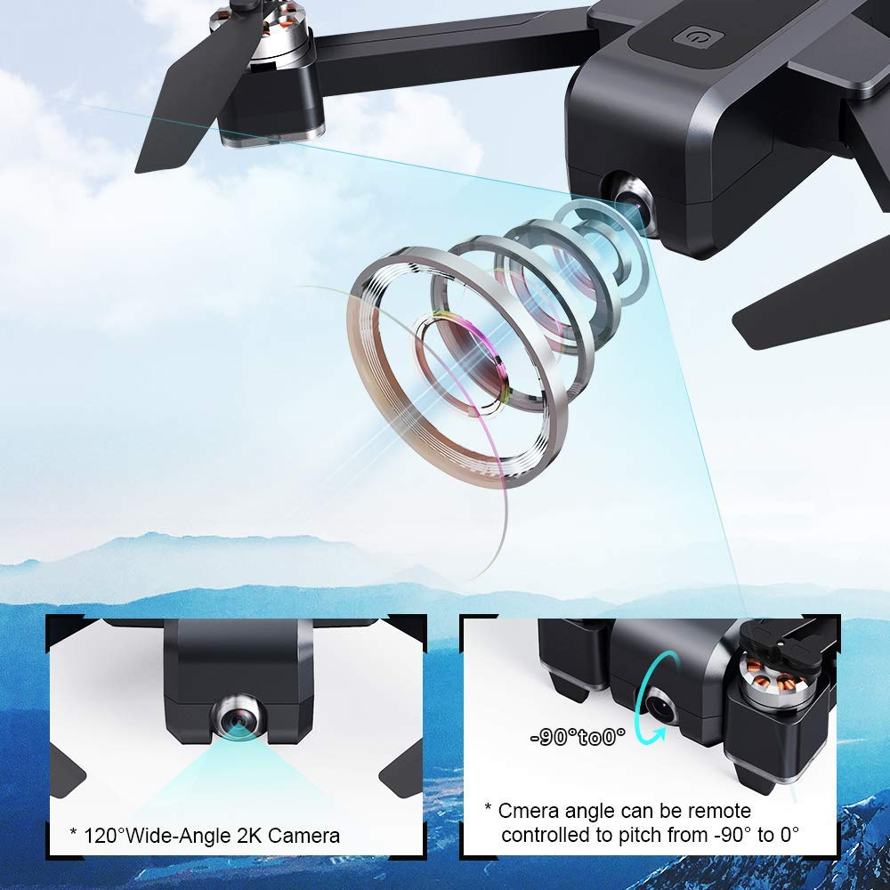 Eachine EX3 Camera