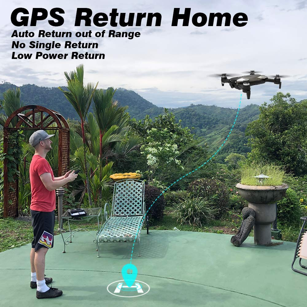 le-idea IDEA20 GPS Return