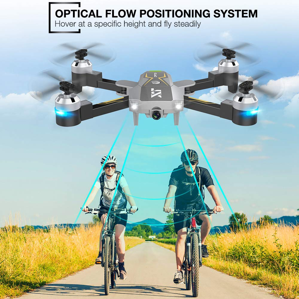 Attop X Pack 8 Optical Flow Positioning