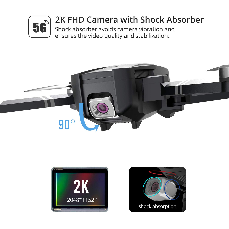 Holy Stone HS720 2K Camera
