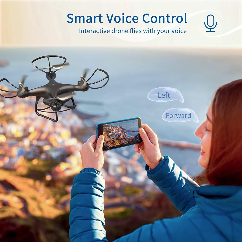 Snaptain SP650 Smart Voice Control