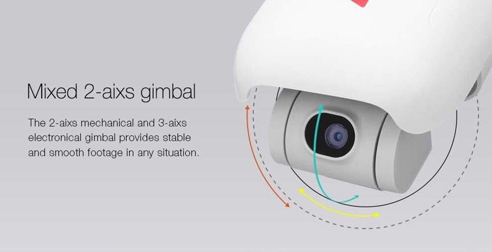 Xiaomi FIMI A3 2 Axis Gimbel