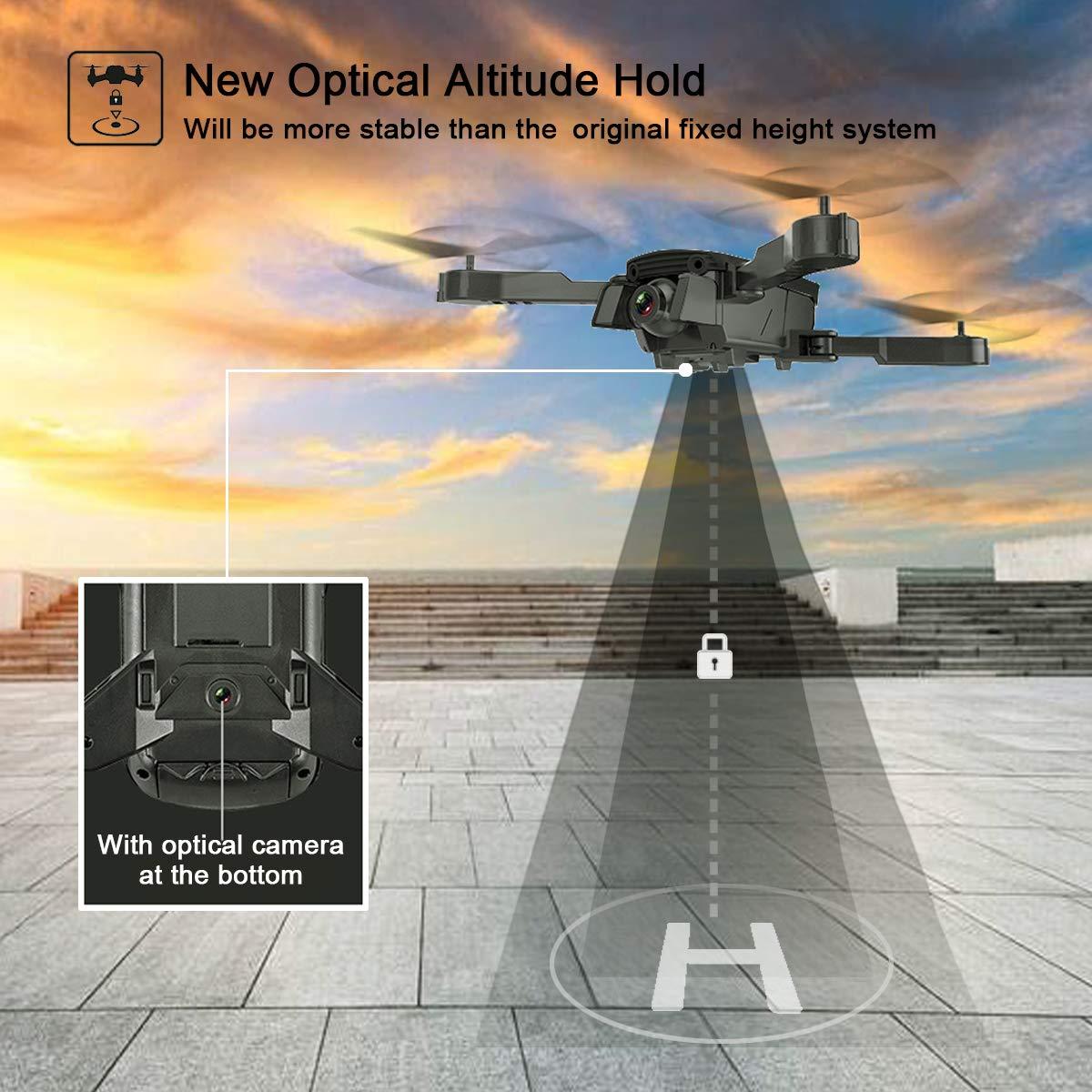 Mixi Drone Optical altitude hold