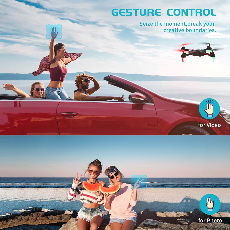 SNAPTAIN SP660 Gesture Control