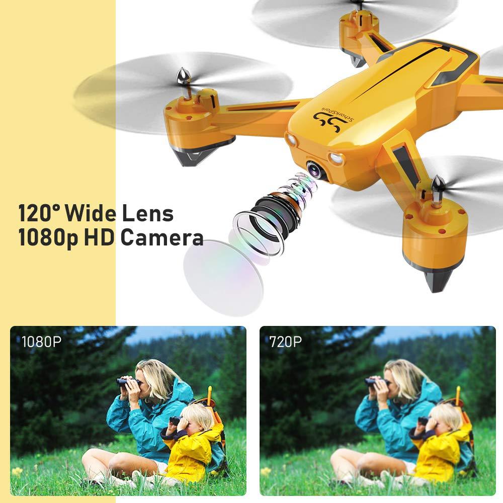 ScharkSpark Drone SS40 Camera