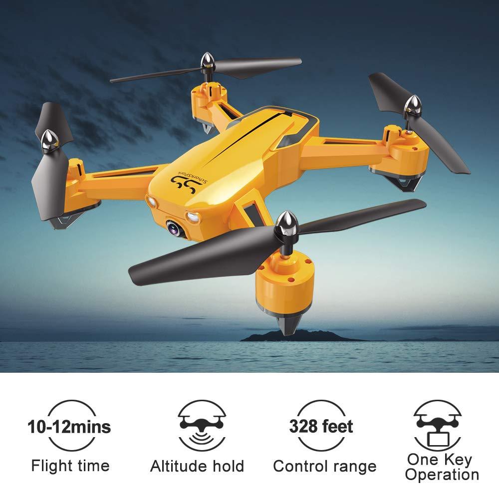 ScharkSpark Drone SS40 Featuers