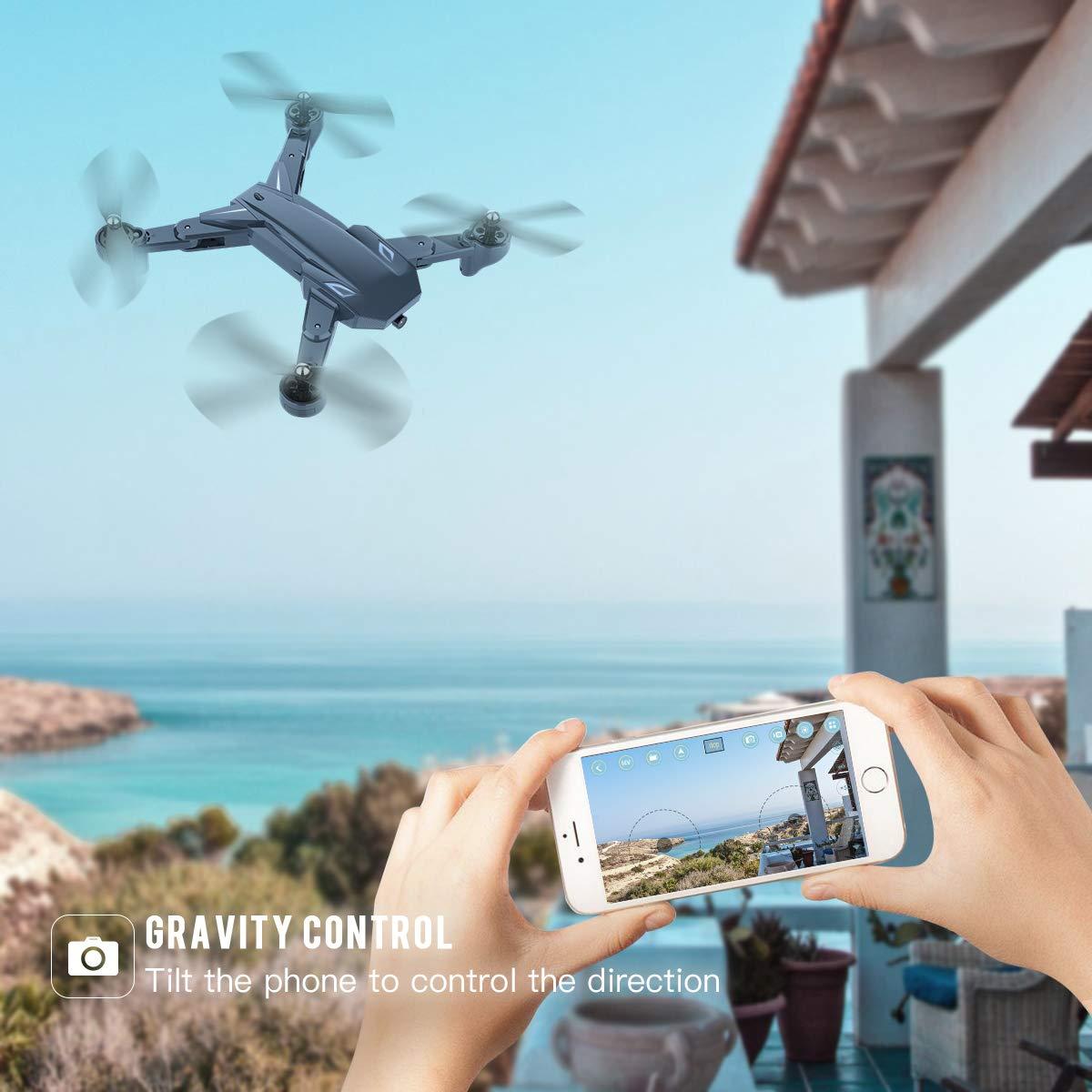 Supkiir Drone Gravity Control