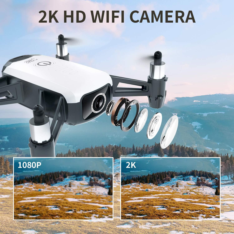 HR H2 Drone 2K Camera