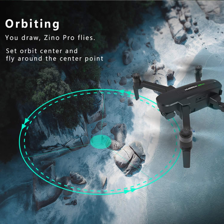 Hubsan Zino Pro Orbit Mode