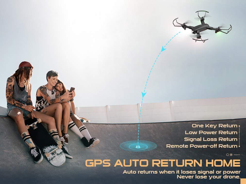 SNAPTAIN SP500 GPS Auto Return Home
