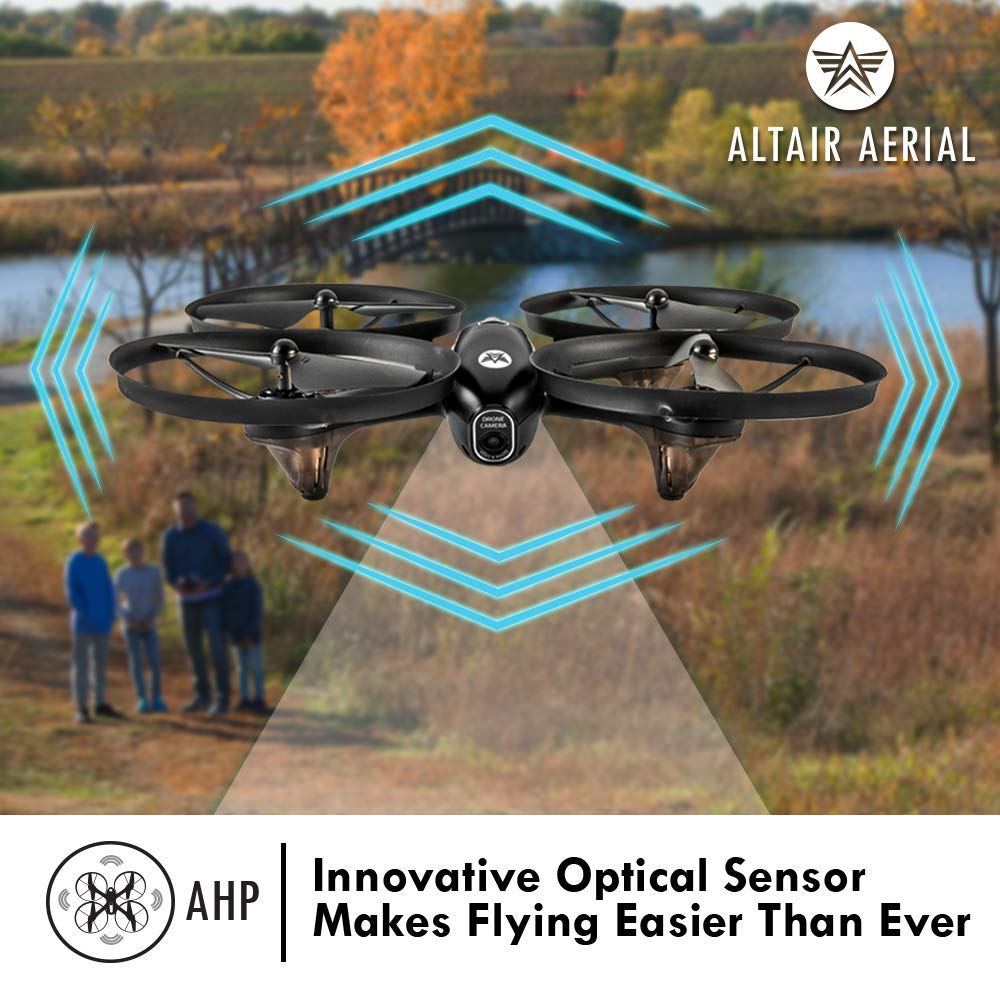 Altair Falcon AHP - Autonomous Hover & Positioning System