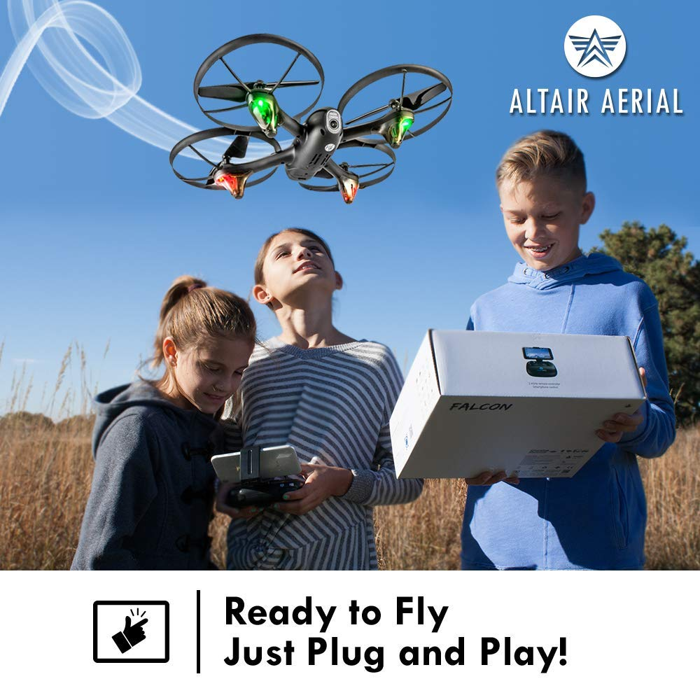 Altair Falcon AHP - Ready To Fly Drone