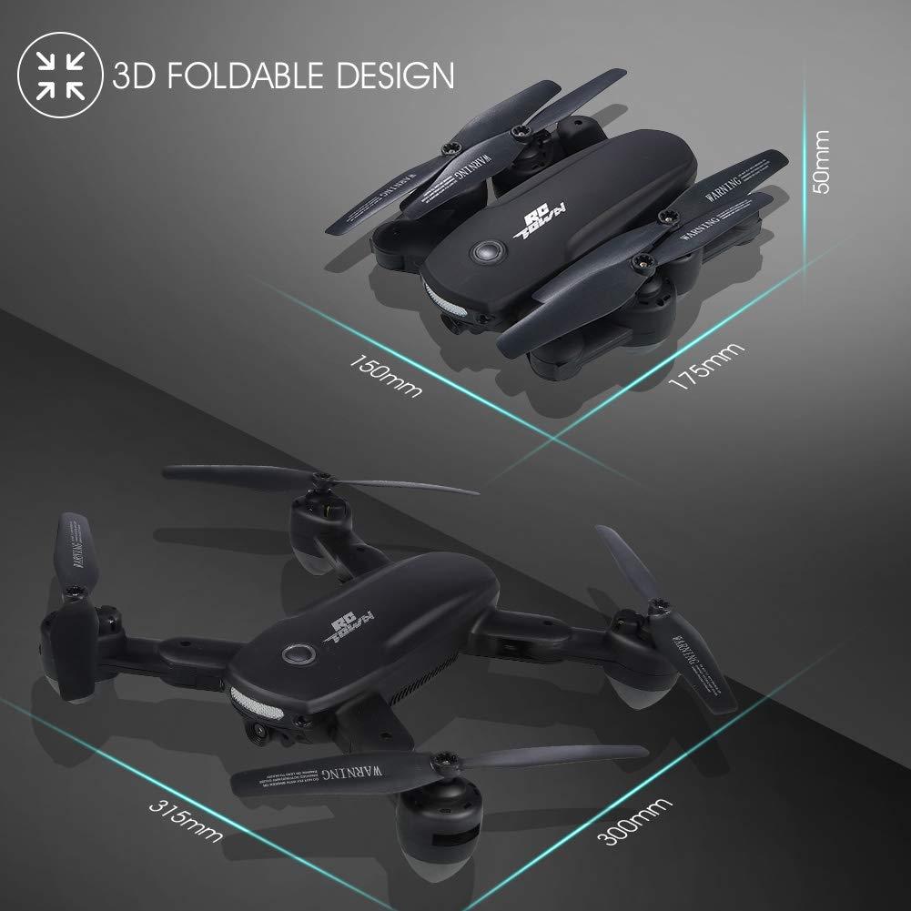 RCtown R10 Foldable Design