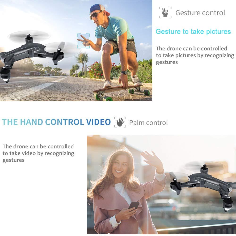 VISUO XS816 Gesture Control