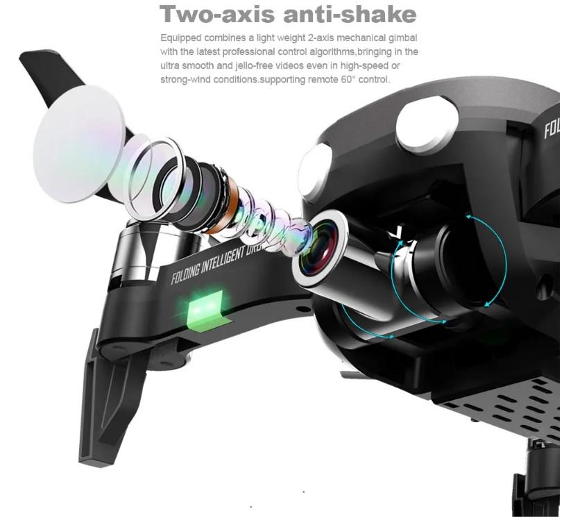 FQ777 F8 Mechanical Gimbel