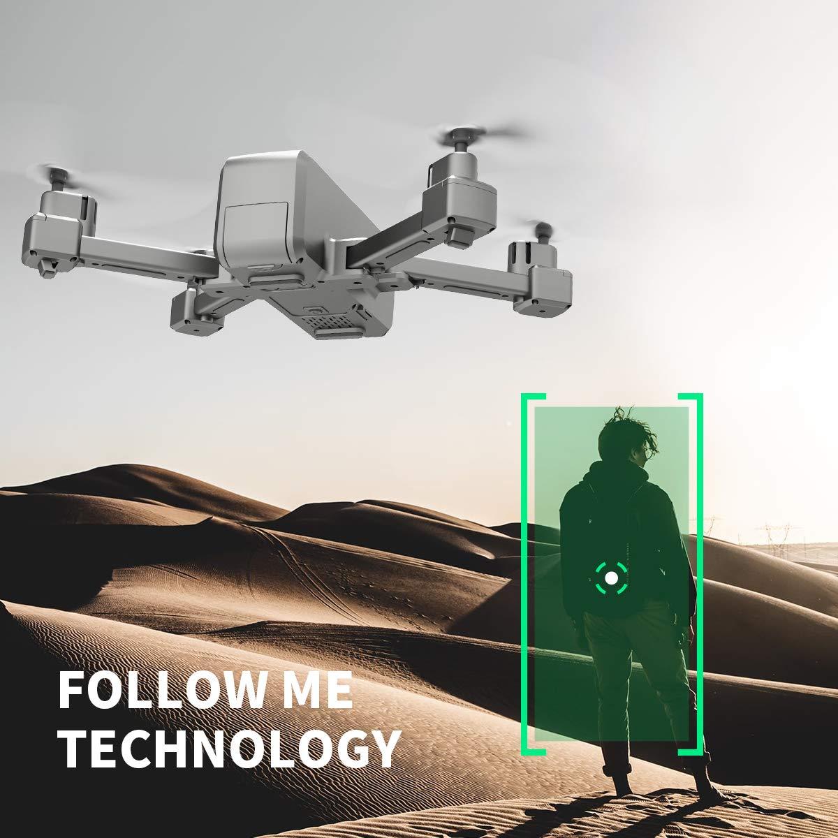 HR H5 Drone Follow Me