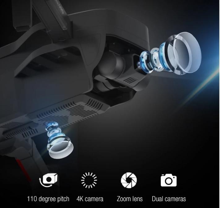 ZLRC SG906 Pro Camera