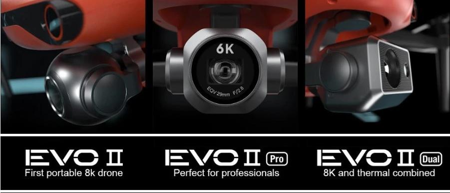 Autel Evo 2 Camera
