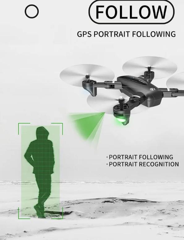 CSJ S167 GPS Portrait Following