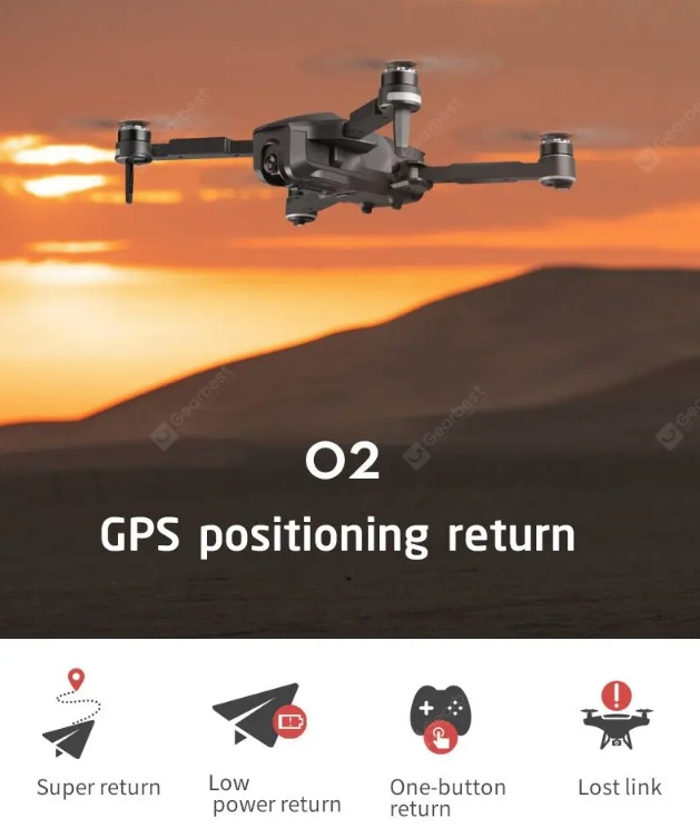 ICAT3 Drone GPS Position Return