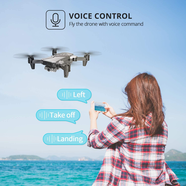 DEERC D20 Voice Control