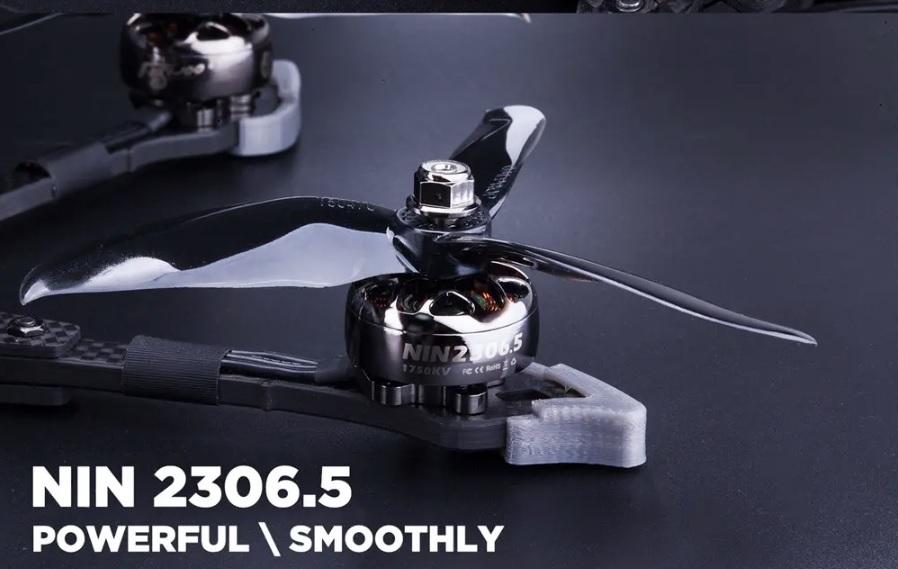 Flywoo Vampire2 Brushless NIN 2306.5 1750KV Motors