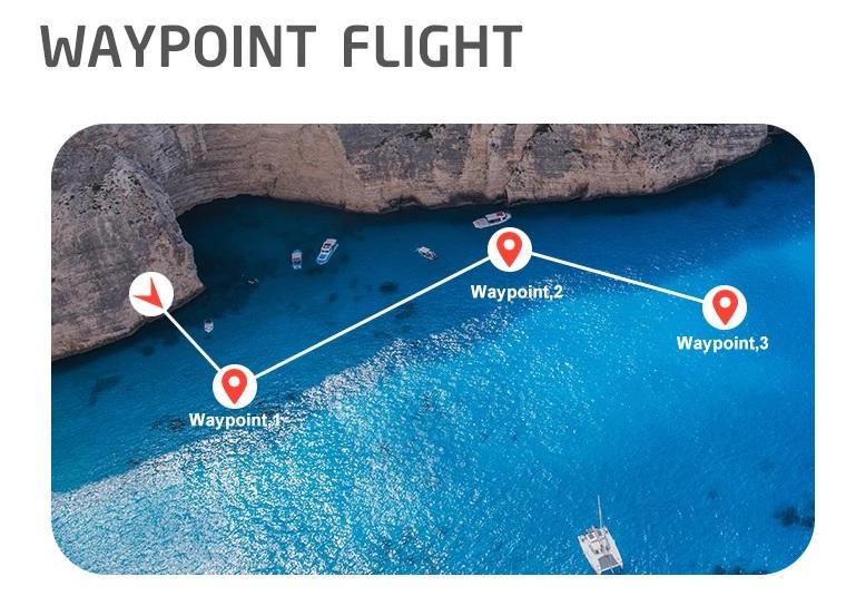 SMRC S30 Waypoint Flight